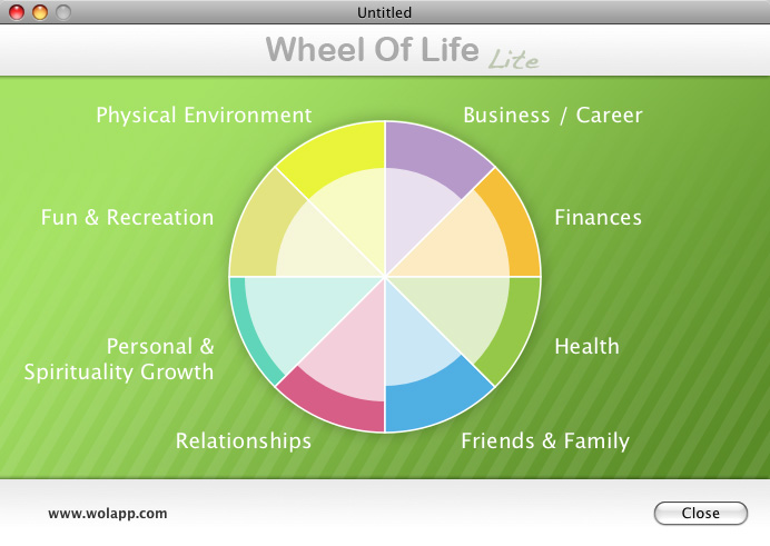 The Wheel Of Life Lite Mac